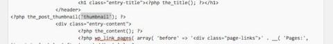 アイキャッチ画像のサイズ変更/アイコンサイズ設定の場合